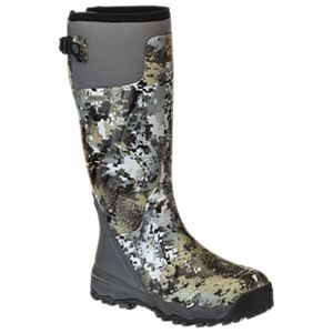 LaCrosse AlphaBurly Pro Hunting Boots for Men - Gore Optifade Concealment Elevated II - 14M