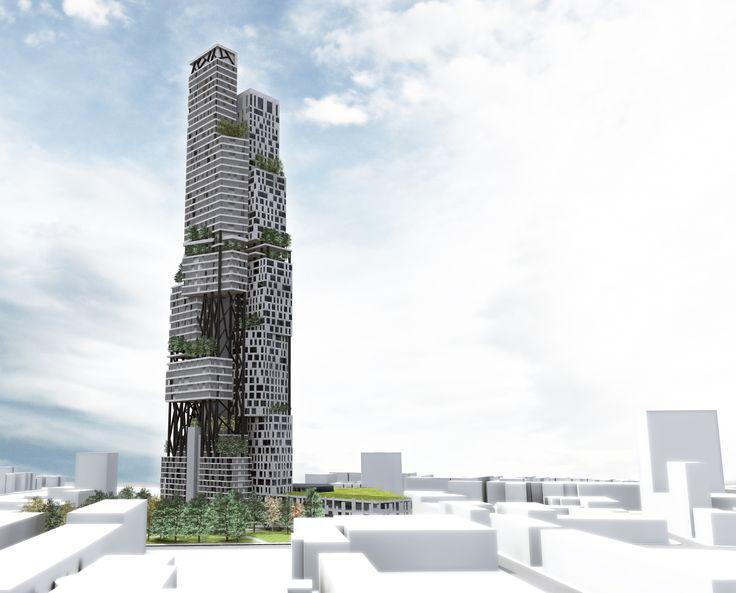 Hybrid Skyscraper - Porto Alegre - RS - Brasil