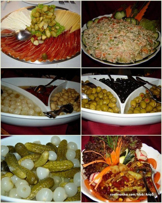 naresci za rođendan The 81 best appetizers images on Pinterest | Appetisers, Salads  naresci za rođendan
