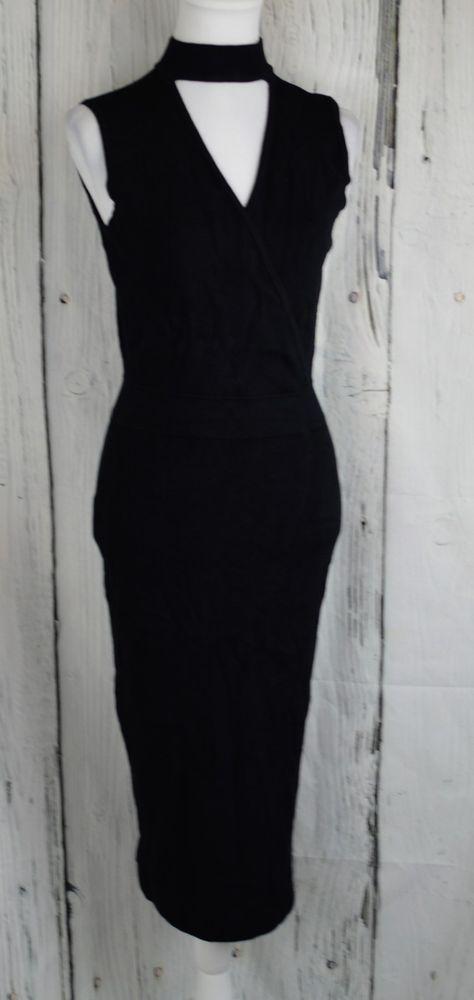 05b3da8d5df XOXO Ladies Surplice Choker Mock-Neck Sweater Dress Midi Sleeveless Black  XL  XOXO  BodyconDressSheathDressSweaterDressTunicDress  Casual