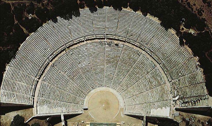 Teatro de Epidauro - Grécia
