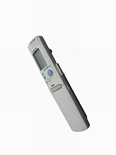 #manythings Using: Just insert the batteries , no need any code #General #Remote Control Fit For Sanyo Air Conditioner .