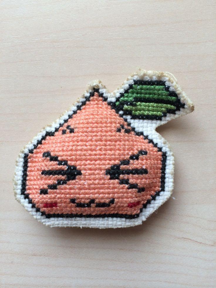 Peach http://animestitchblg.wordpress.com/