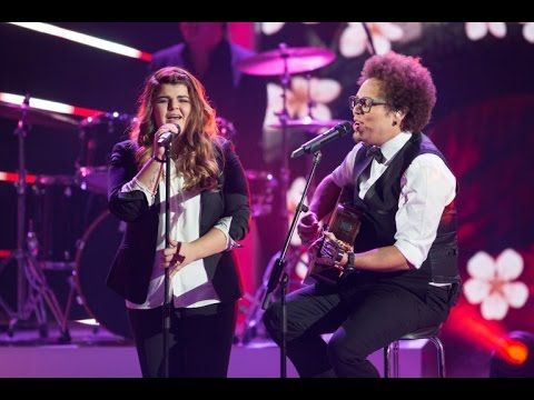 Tiziana featuring Marc Sway mit Hold Me am SwissAward 2014