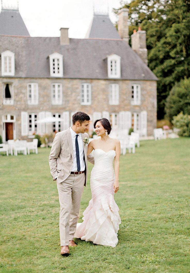 Check Out The Prettiest French Countryside Wedding We Ve Ever Seen L Theknot