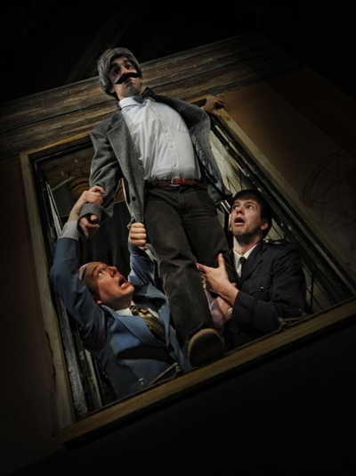 "Curio Theatre Company - ""Accidental Death of an Anarchist"" by Dario Fo, adapted by Gavin Richards"