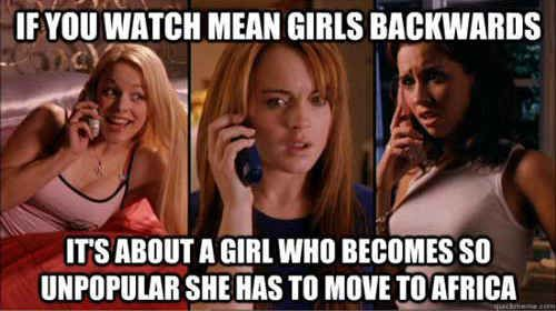 Mean Girls   19 Movies That Would Be Hilarious Backwards