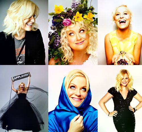 """Girls, if a boy says something that isn't funny, you don't have to laugh."" - Amy Poehler: Angel"