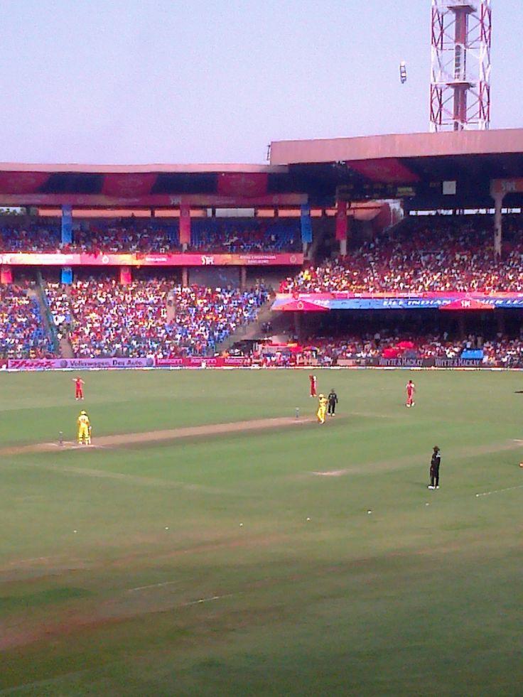 Bangalore chinnasamy stadium-IPL