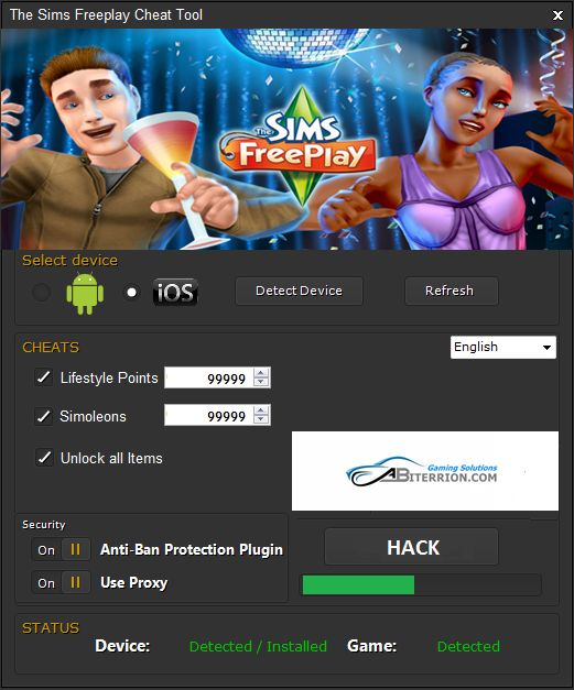 Sims Freeplay Hack http://abiterrion.com/sims-freeplay-hack/