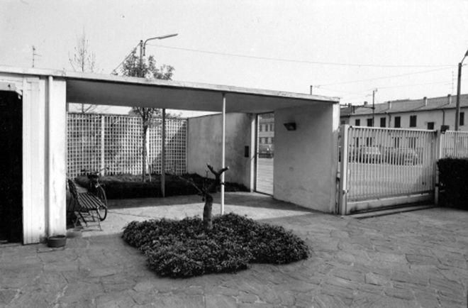 mario asnago e claudio vender - villa strada, milano, 1938
