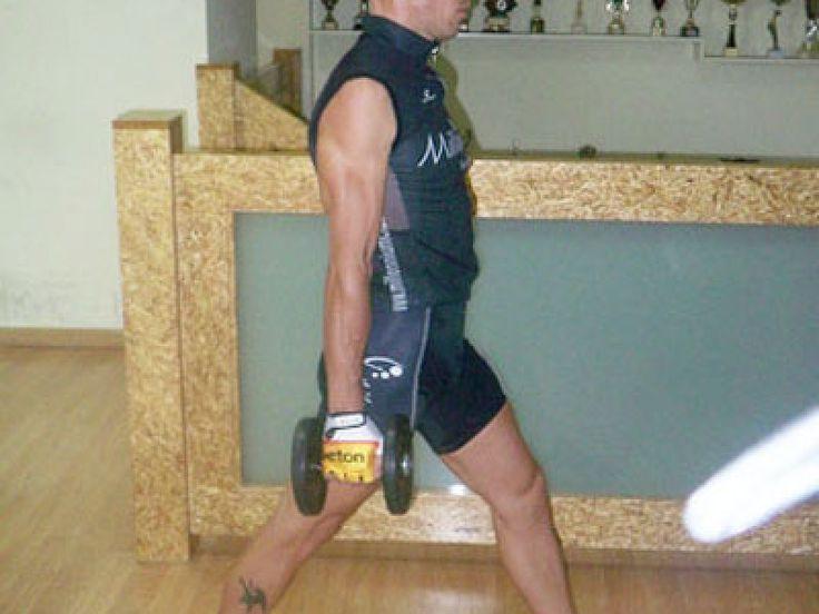 Вес подготовки для езды на велосипеде