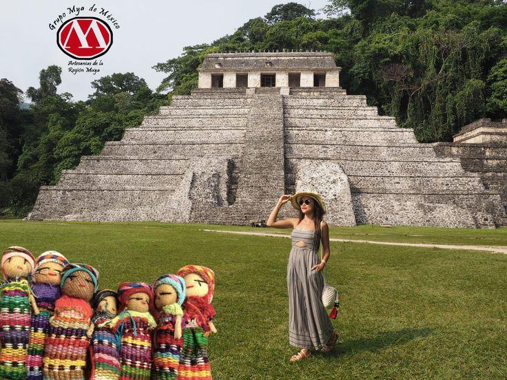 Palenque es uno de los sitios más impresionantes de la cultura Maya. Ubicado enyacimiento arqueológico maya que se encuentra enclavado en el centro de una selva tropical en lo que hoy es el municipio de Palenque, ubicado al noreste del estado mexicano de Chiapas. Conozcamos las maravillas de nuestro México!!! #kitapenas #grupomya #online #ventas #artesania #mexico #diseñomexicano #etnic #etnico #onlinestore #destinos #travel #mexican #craft #artesania #artisans #retail #Flagshipstore…