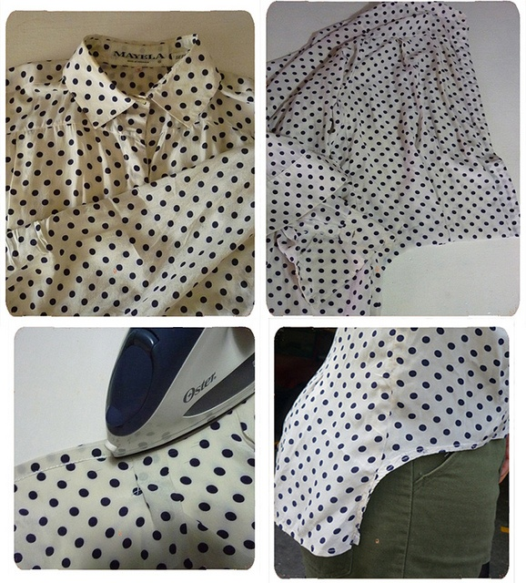 Una blusa Fishtale muy fácil de hacer: Fishtale Muy, Easy, Very Easy, Blusa Fishtale, Photo, Make, Una Blouse