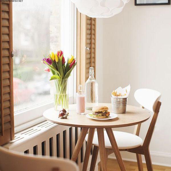 Marvelous How To Style A Small Dining Space