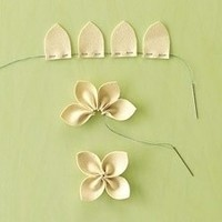 Super easy to make!  And can be added to SO many crafts and projects!
