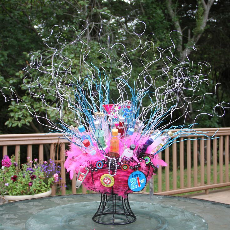 17 Best Ideas About Birthday Bouquet On Pinterest