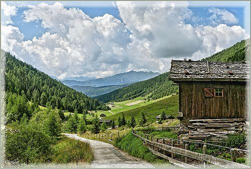 ITALIAN ALPS, Rio di Pusteria, Mühlbach - Loc. Maranza, Meransen, - Valle d'Altafossa, Altfasstal | Flickr - Photo Sharing!