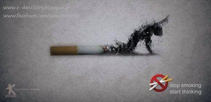 Η διακοπή του καπνίσματος.  Το κάπνισμα προκαλεί τον καρκίνο του Πνεύμονα, εγκεφαλικό επεισόδιο, καρδιακή προσβολή, ακόμα και θάνατο.Το γνωρίζετε αυτό. Αλλά ξέρατε ότι το κάπνισμα επηρεάζει και την στοματική υγεία σας;