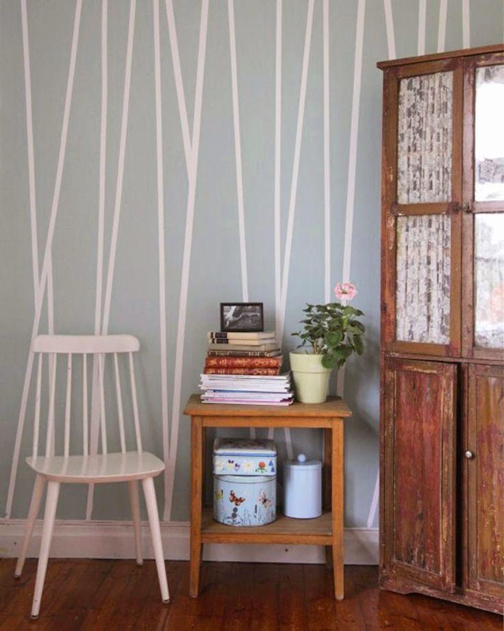 Σπίτι και κήπος διακόσμηση: 12 Diy ιδέες για πρωτότυπες διακοσμήσεις τοίχου