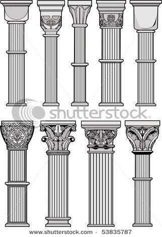Roman Architecture Columns 28 best columns images on pinterest | roman columns, architecture