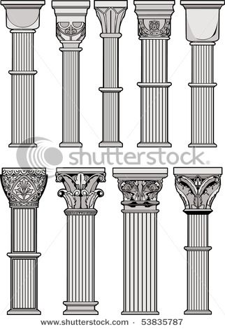 find this pin and more on general design greek roman egyptian architecture - Roman Design Architecture