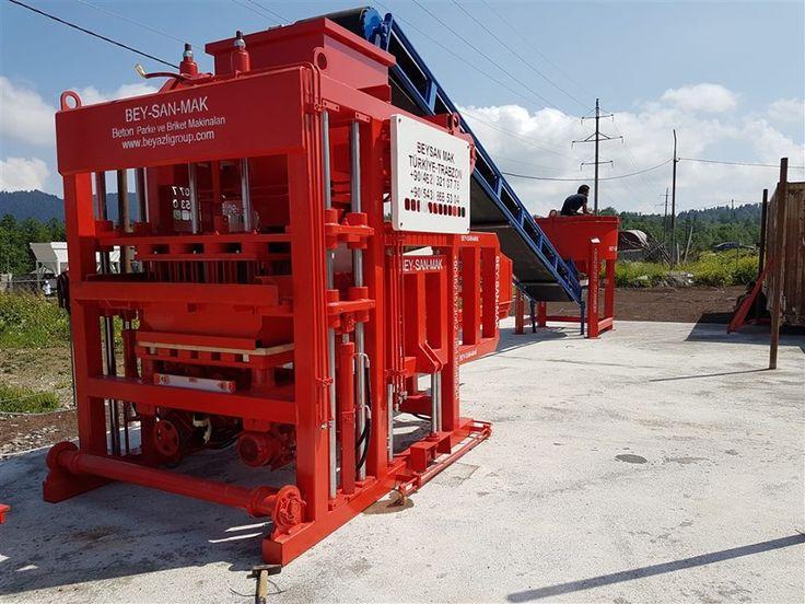 Оборудование для производства стеновых блоков  Высокое качество работ  Для детальной информации и консултаций свяжитесь с нами в любое время