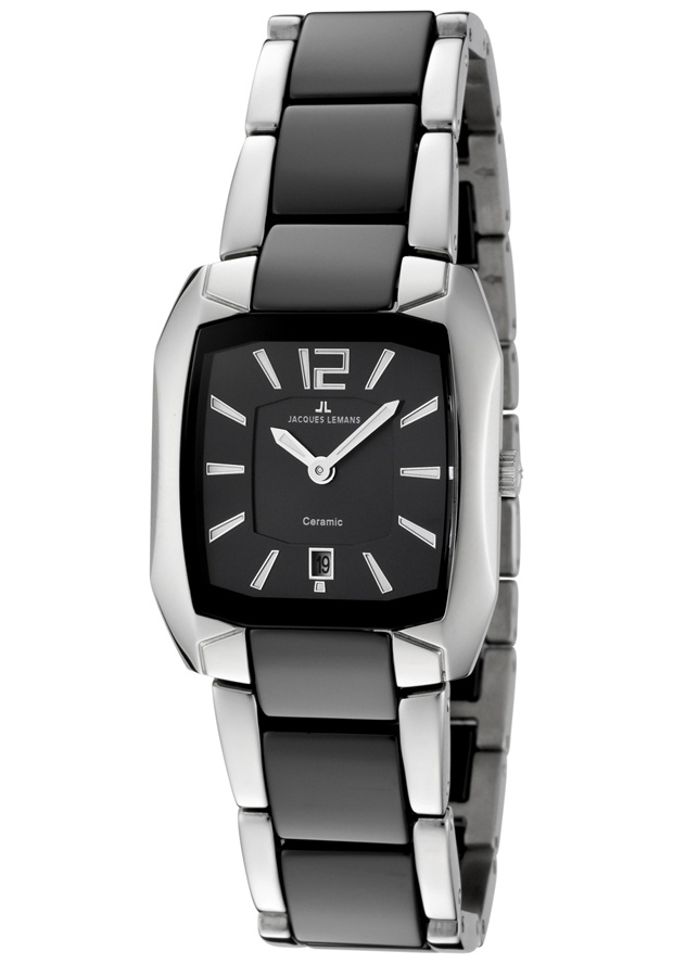 Price:$163.30 #watches JACQUES LEMANS 1629A, Precious material - HIGH TECH CERAMIC - and cool design turn these models into exclusive timepieces that upgrade any outfit! With the models of the 'Dublin' series, Jacques Lemans created wonderful watches that will never lose their effect.