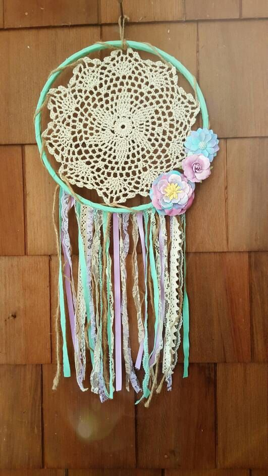 Dream catcher dream catchers pastel wall by ConsciousEarthCreate