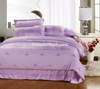 light purple purple bedding sets colorful mart all for