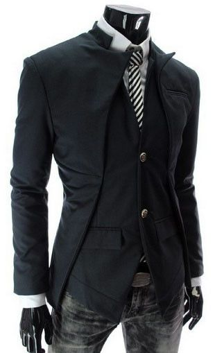Men S 2014 Futuristic Jacket Deal Man Awesome Clothes