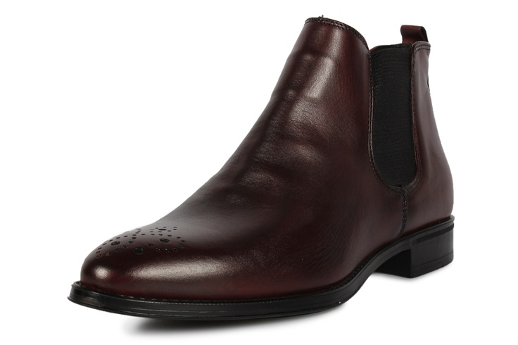 While we're at it.   Flat Heel Chelsea - Marc O'Polo