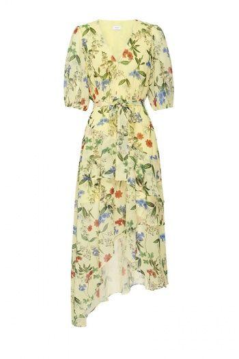 6d020c35bff FLORAL ROMANCE MAXI DRESS Floral Maxi Dress, Romance, Zipper, V Neck,  Sleeves