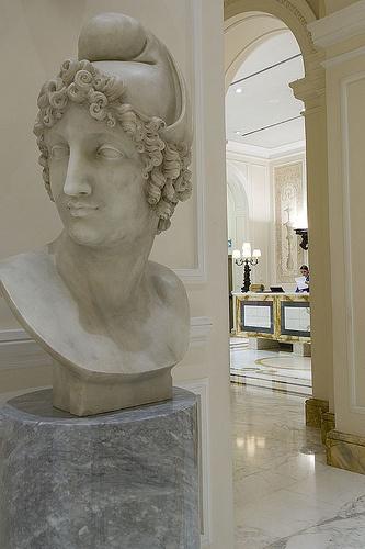 Hotel Boscolo Exedra Roma #BoscoloExedraRoma #luxuryhotel #Rome