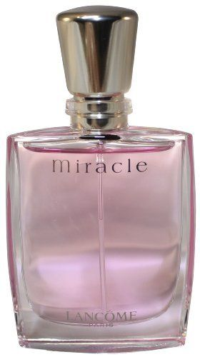 Miracle By Lancome For Women. Eau De Parfum Spray 3.4 Ounces by Lancome. $66.26. Packaging for this product may vary from that shown in the image above. This item is not for sale in Catalina Island. Introduced in 2001. Fragrance notes: fresh and spicy florals, with lower notes of amber and jasmine. Recommended use: casual.When applying any fragrance please consider that there are several factors which can affect the natural smell of your skin and, in turn, the way a...