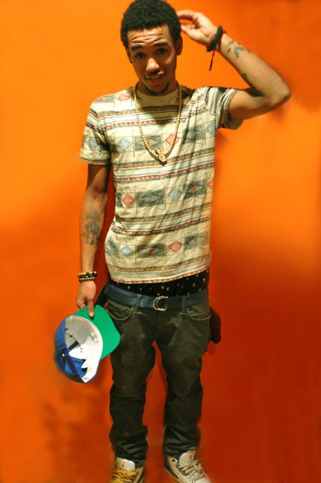 black teen with swag - photo #47