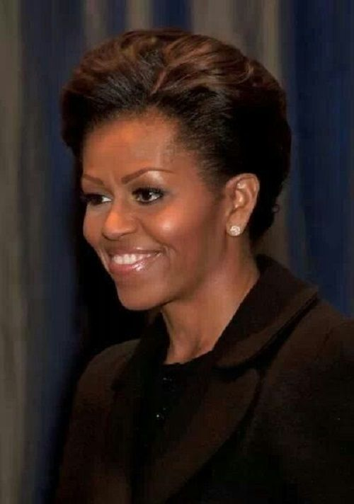 The First Lady Michelle Obama