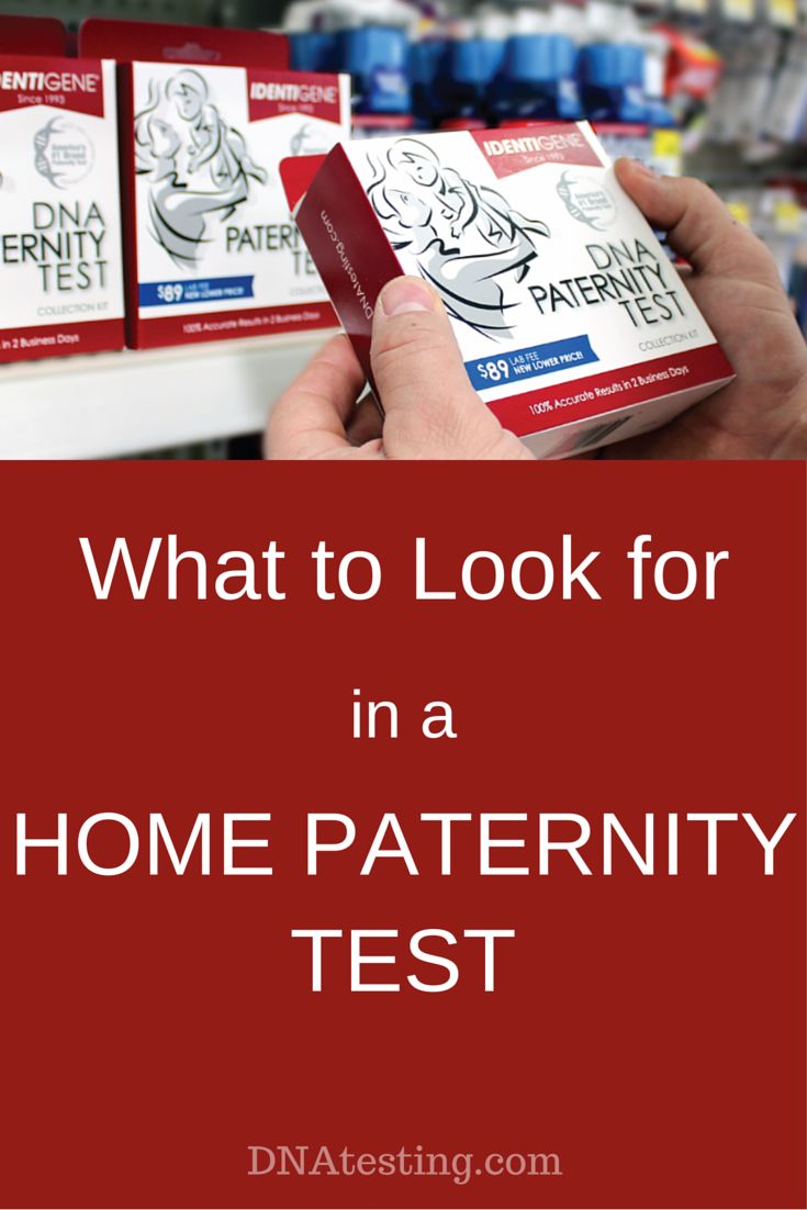We're currently experiencing a DNA test boom in the United States and all around the world! As technology improves and demand increases, more and more DNA kits are showing up on store shelves: tests for ancestry, tests for health, traits, and even fitness. So how do you know which home paternity test is best for you? Do your research!