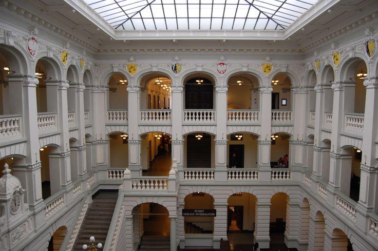 Sąd rejonowy  │ neorenesans │Bytom  [fot. W. Sokolnicki]