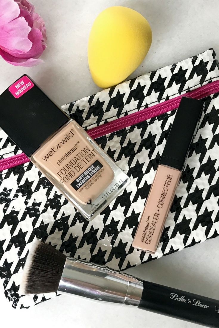 Purchased the Wet'n Wild photo focus foundation + concealer a few weeks ago. Find out if these are a hit or miss.