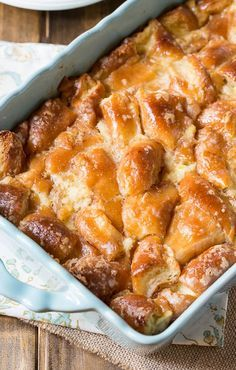 Bring stale donuts back to life with Krispy Kreme Bread Pudding