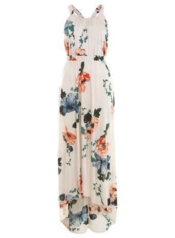 floral maxi: Baby Shower Dresses, Summer Dresses, Floral Prints, Floral Patterns, Cute Dresses, Floral Frock, Floral 3, Floral Gorge, Floral Dresses