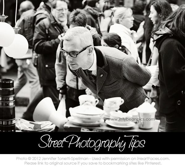 Tips for Street Photography Etiquette