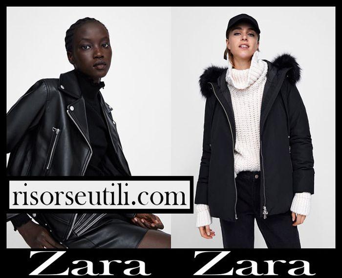 5a0fa0e4 Jackets Zara 2018 2019 women's new arrivals fall winter | Jackets ...
