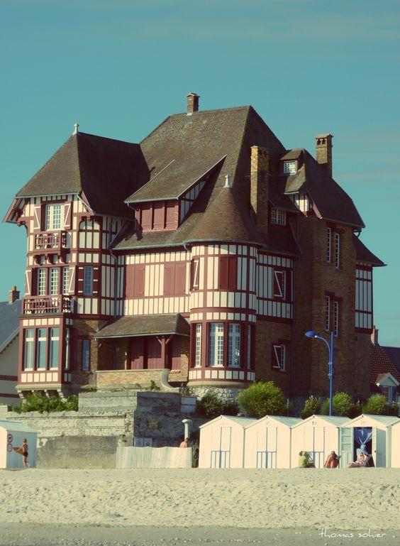 maison au bord de mer le crotoy