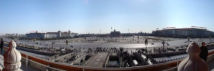 Tiananmen Square - Wikipedia, the free encyclopedia