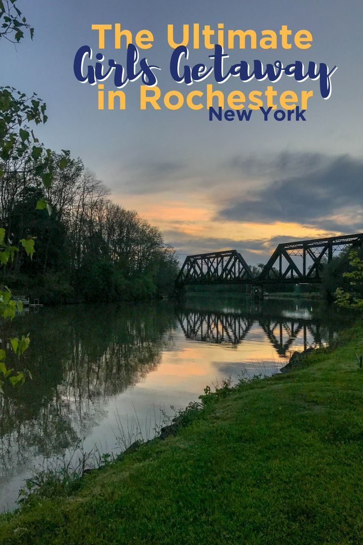 The ultimate guide to spending a girls weekend in Rochester, New York.   upstate New York. Finger lakes, New York. What to do in Rochester.
