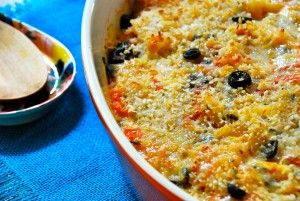 yummy squashghetti bake | simple balance