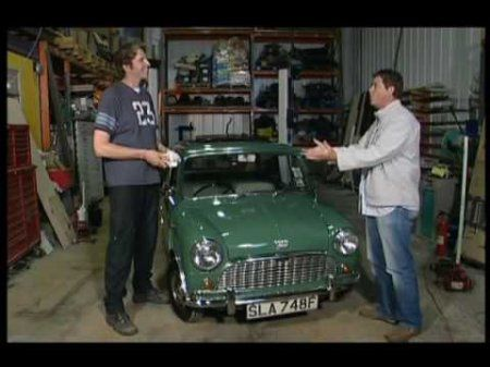mini austin wheeler dealers