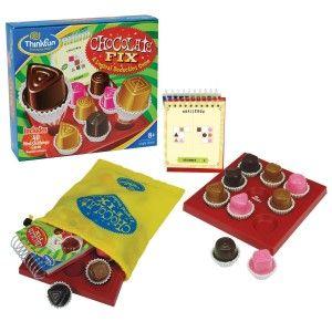 Chocolate Fix - Thinkfun játék